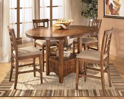 buy ashley furniture cross island round counter height table set