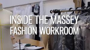 visual communication design massey inside the massey fashion workroom massey university youtube