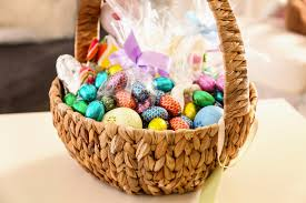 brachs bunny basket eggs your kid s easter basket likely packs a month s worth of