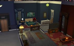 the little coffee shoppe the sims 4 city living expansion pack