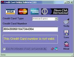 cards online credit card online validator 2 11