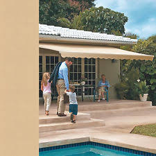 Sunsetter Awning Price List 20 Ft Motorized Xl Retractable Awning By Sunsetter Awnings Shade