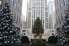 new york city rockefeller center christmas tree naturetime