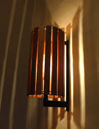 Bamboo Sconce Bamboo Lights Design 618