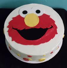 sesame cake toppers edible fondant cake topper sesame elmo by eatcakeart