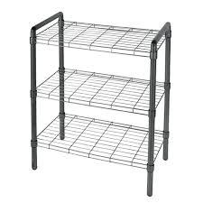 3 Tier Bathroom Stand by Shelves 3 Tier Stackable Shelf Target 3 Tier Bathroom Shelf Unit