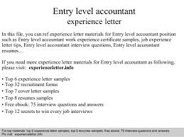 accounting cover letter samples basic general ledger accountant