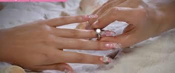 luxury nail salon in orange county offers 25 000 u0027glamicure u0027 wtop