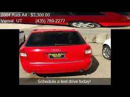 2004 audi a4 wagon for sale 2004 audi a4 1 8t avant quattro awd 4dr wagon for sale in ve