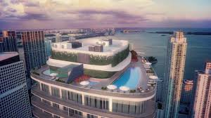 sls lux penthouse in brickell miami florida youtube