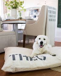 Puppy Beds 12 Stylish Dog Beds For National Puppy Day Hgtv U0027s Decorating