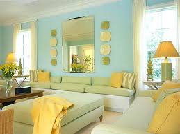 living room decorations orange and green wall color for