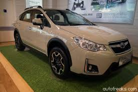 2017 subaru crosstrek xv 2017 subaru xv leaked march debut at geneva lowyat net cars