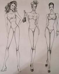 full figure sketch for class by die chan on deviantart