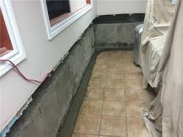 basement waterproofing foundation repair in montreal quebec