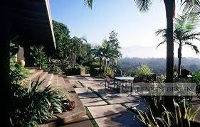 mid century modern patio modern landscape los angeles by