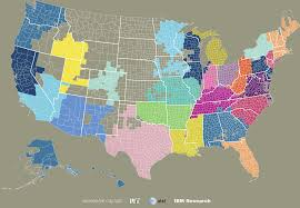 Nytimes Election Map by What If America U2013 Maps By Neil Freeman
