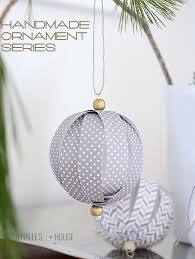paper ornaments handmade ornament no 11