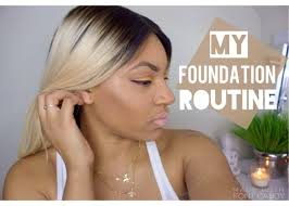 mom daughter sister full coverage foundation makeup tutorial