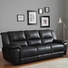 Leather Reclining Sofa Loveseat Reclining Loveseats Sofas You Ll Wayfair