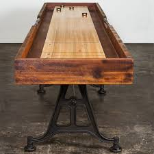 antique shuffleboard table for sale best 25 shuffleboard games ideas on pinterest shuffle board intended
