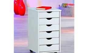 caisson de bureau sur roulettes caisson tiroir ikea awesome caisson de rangement ikea with