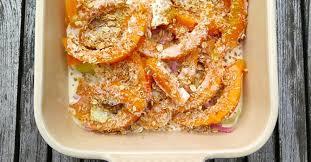 cuisiner le patisson blanc gratin de potimarron et de pâtisson ma p tite cuisine