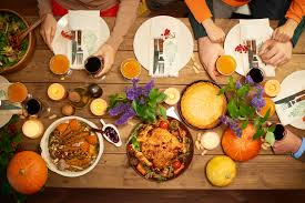 thanksgiving day definition feasts do more than satisfy hunger uconn today