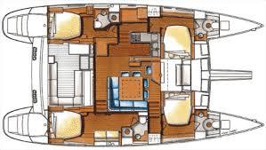 yacht floor plans charme sailing catamaran itinerary red hook st thomas