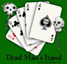 the chances of different card hands