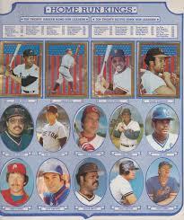 baseball photo album papergreat memory with 1983 topps baseball sticker album