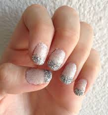 tutorial glitter nails nails for nickels