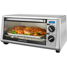 Can You Put Aluminum Foil In Toaster Oven Black U0026 Decker Convection Toaster Oven Walmart Com