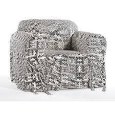 White Armchair Slipcover Nautical Chair Slipcovers You U0027ll Love Wayfair