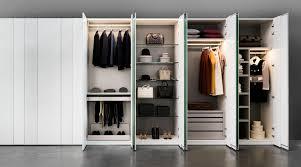 armadi di design armadio ingresso design sm55 pineglen