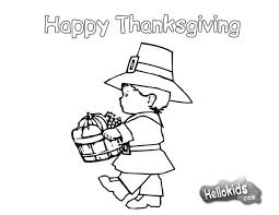 turkey for thanksgiving coloring pages hellokids com