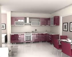 Modern House Kitchen Interior Design With Ideas Picture - Interior designs for house
