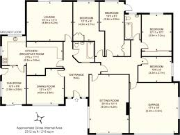 floor plans for a 4 bedroom house 4 bedroom bungalow architectural design d townhouse plans row
