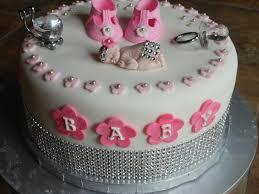 baby girl shower cake vanessas bling baby girl shower cake cakecentral