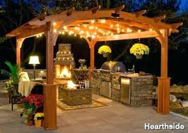 Gazebo For Patio Wood Garden Gazebos Wooden Gazebo Wood Patio Gazebos Nightcore Club