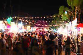 Light The Night Houston 626 Night Market
