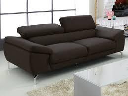 canapé 2 et 3 places canapé 2 ou 3 places en tissu imperméable 2 coloris gretel