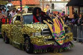 How To Make Mardi Gras Decorations Disco Bill Chance