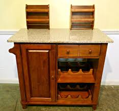 Powell Kitchen Island Granite Countertop Granite Top Small Kitchen Island Toaster