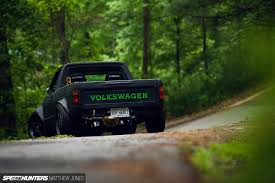 volkswagen caddy pickup mk1 the vw caddy from hell speedhunters