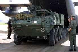 future military jeep monthly military the stryker iav