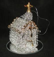 spun glass ornaments rainforest islands ferry