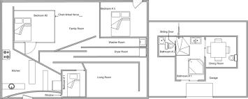 100 fallingwater floor plan gallery of fallingwater on site