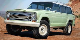 new jeep wagoneer concept check out these rad jeep concepts for the 2018 easter jeep safari