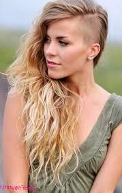 Frisuren F Lange Haare Blond by Undercut Frauen 2017 Lange Haare Http Stylehaare Info 237